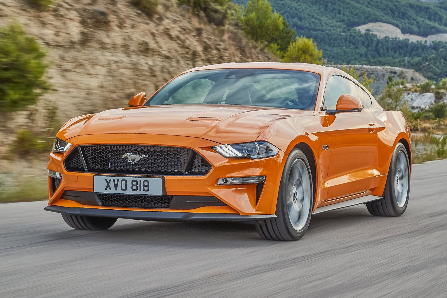 2018 ford mustang arriving in australia with drag mode but line locker locked out
