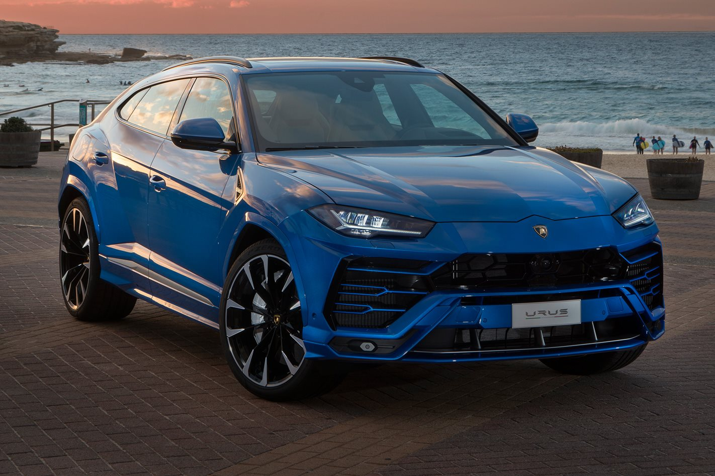 2018 Lamborghini Urus Arrives Just In Time For Christmas