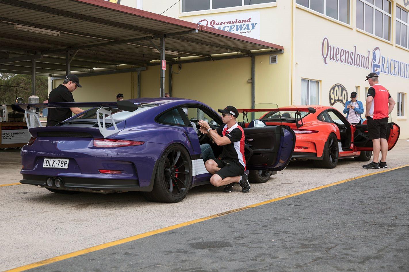 Porsche 911 GT3 RS - Data Driven