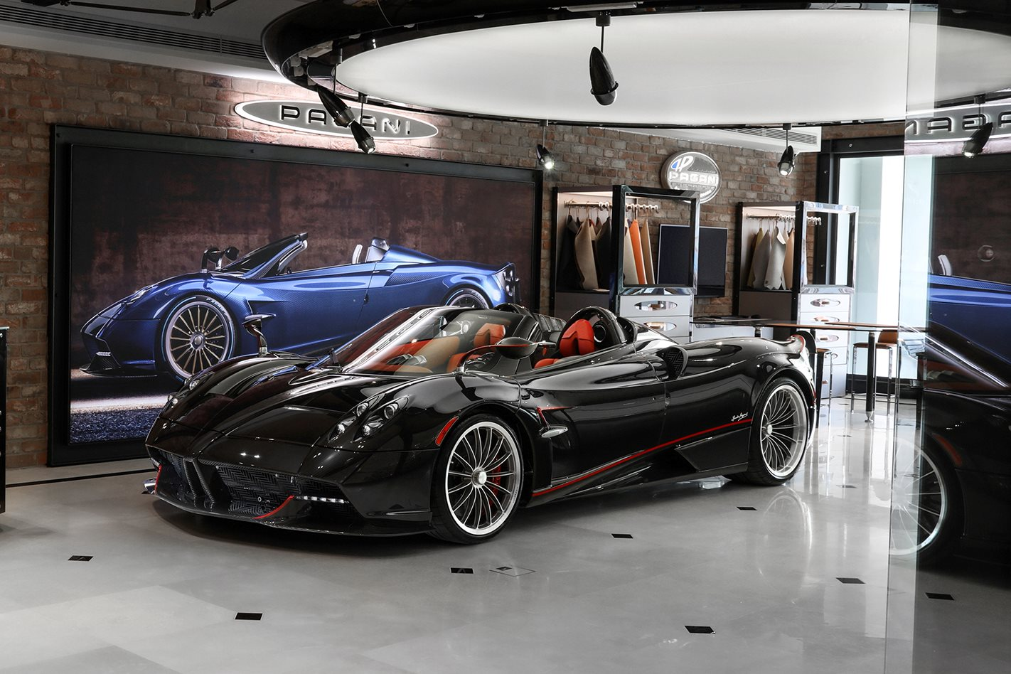 Pagani Huayra Roadster Arrives As Australia S Most