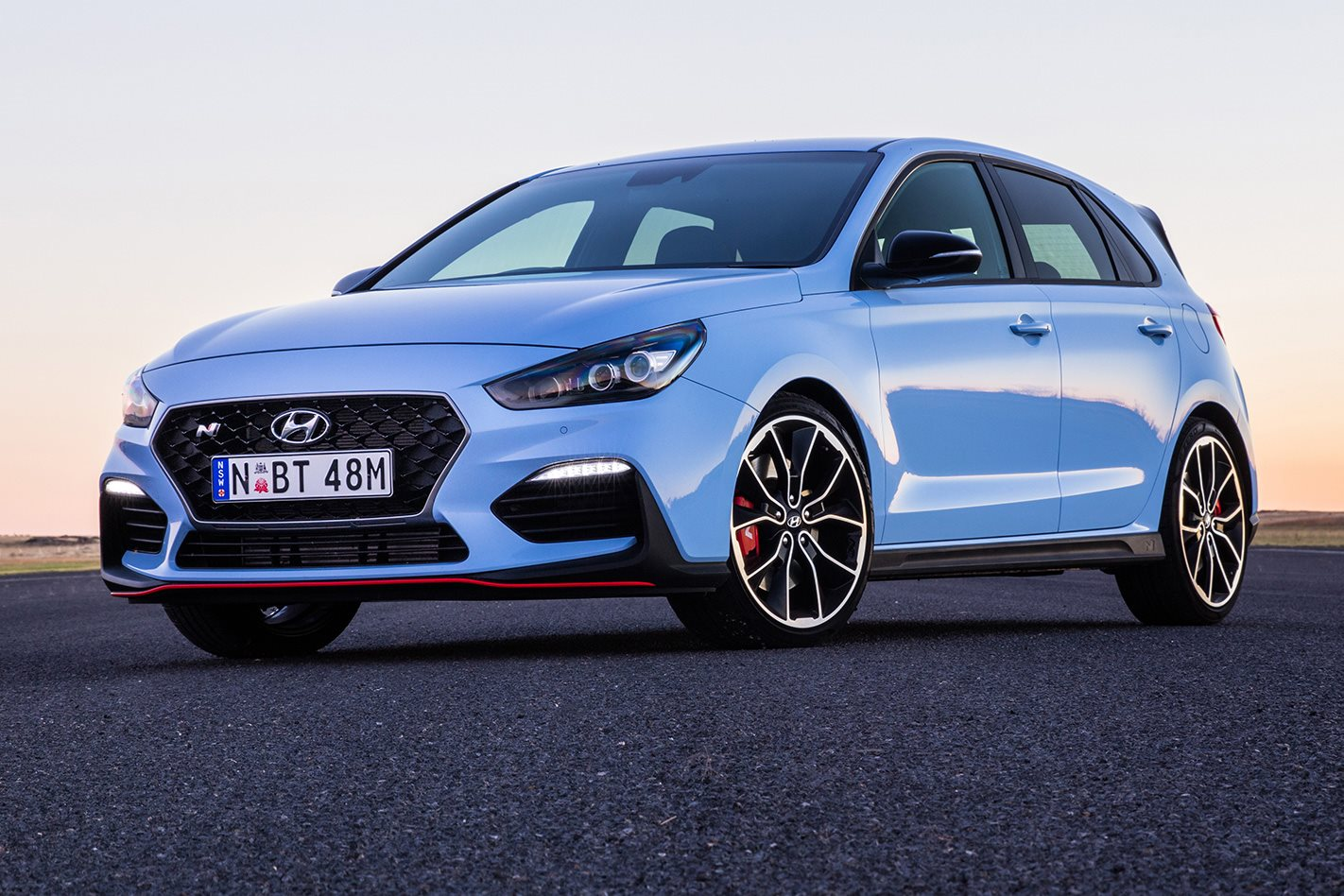 2018 Volkswagen Gti Review >> 2018 Hyundai i30 N review