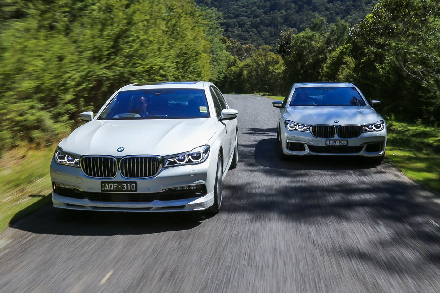 2018 Bmw M760li Alpina B7 Road Tested