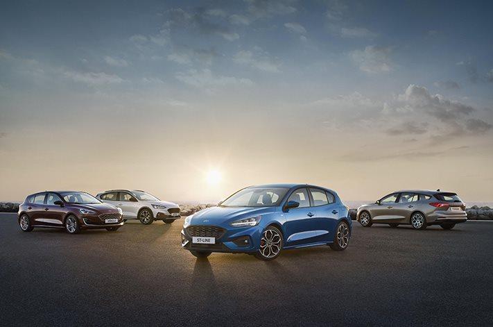 Ford Focus range