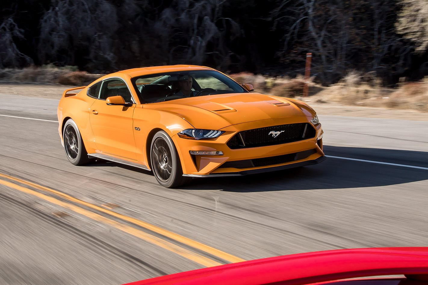 In australia the ford has enjoyed a two year head start and the luxury of time to establish a foothold before the camaro arrives