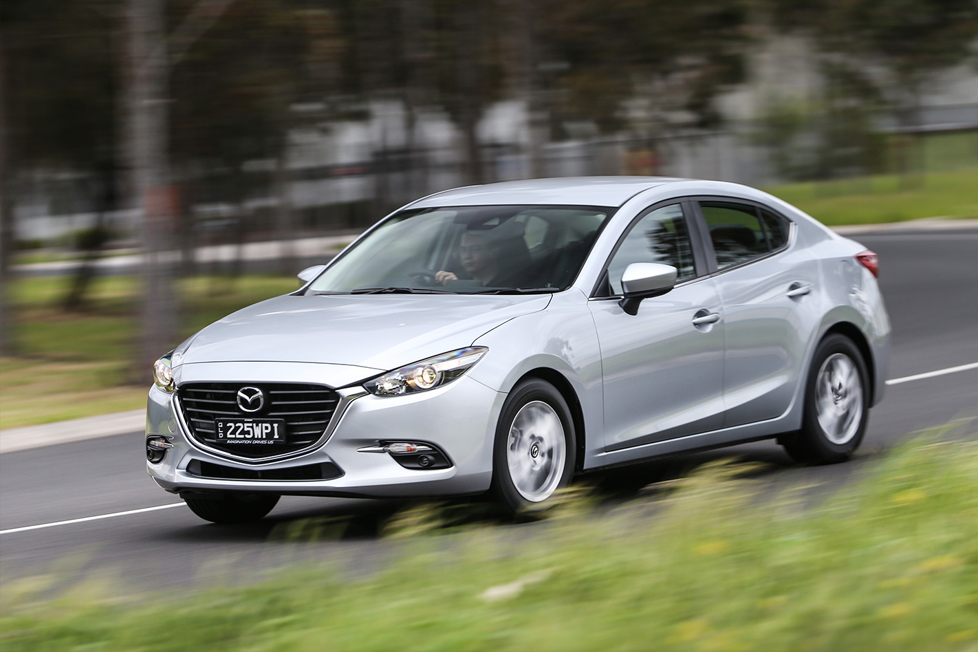 The Additions Make The Mazda 3 Neo Sport, Which Comes Standard With  Automatic Emergency Braking, More Than Just A Low Price Point To Bring  Buyers To The ...