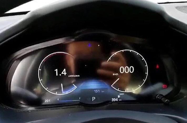 Mazda3 All New 2019 >> Spy shots show digital gauges for Mazda 3