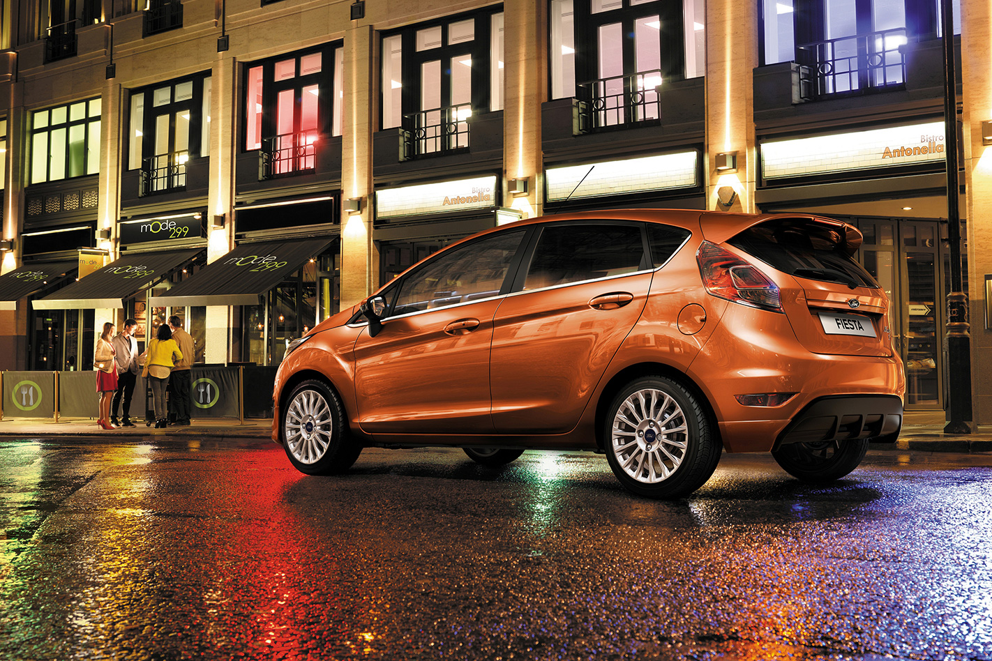 Ford pulls the plug on the Fiesta