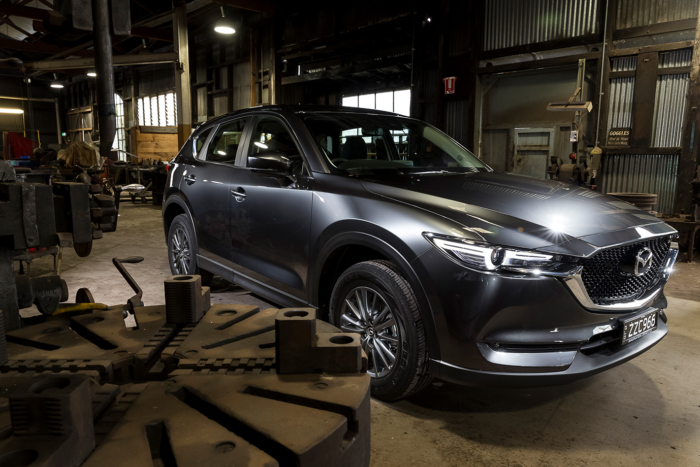 2018 Mazda Cx 5 Maxx Sport Review Medium Suv Megatest Winner