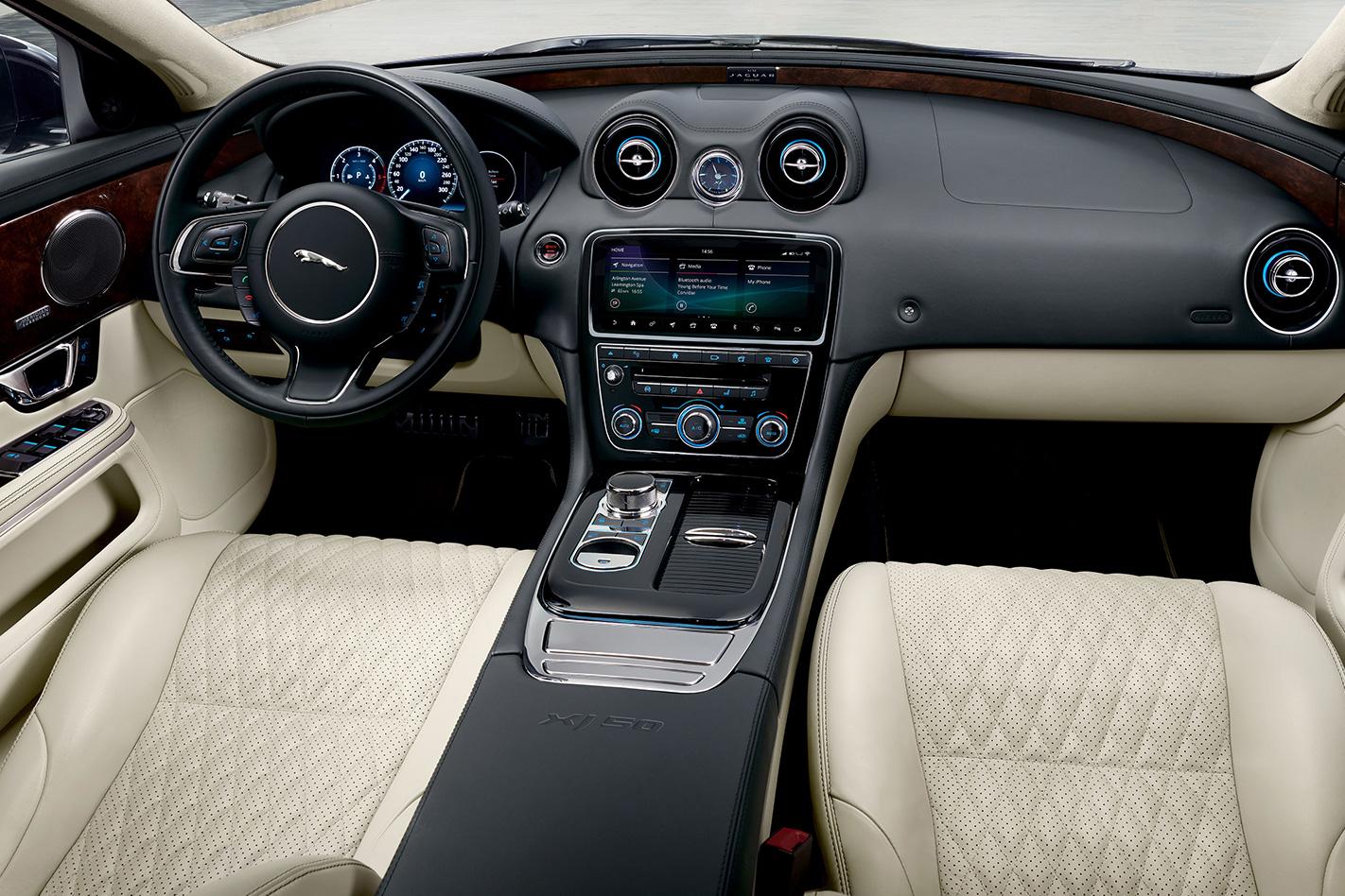 2019 Jaguar Xj50 Special Edition Revealed