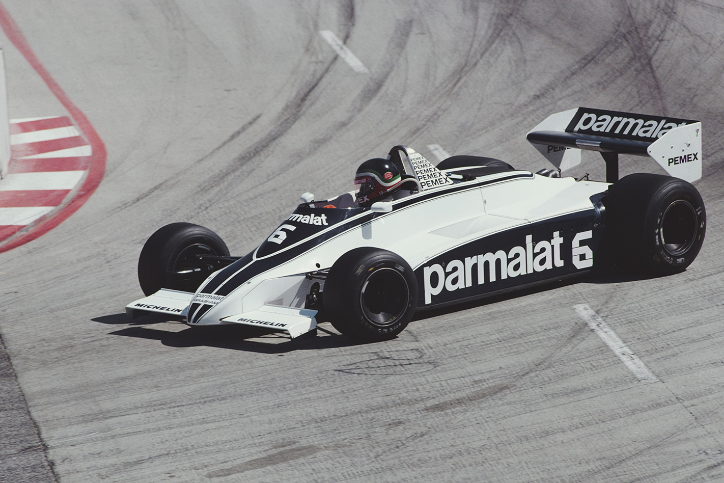 Five of Brabham's best cars