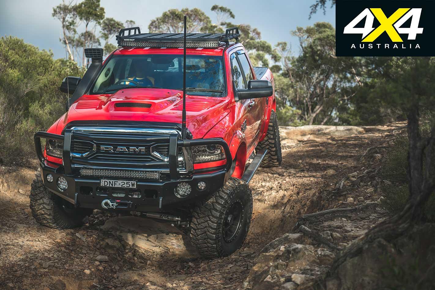 Custom Ram 2500 4x4 review