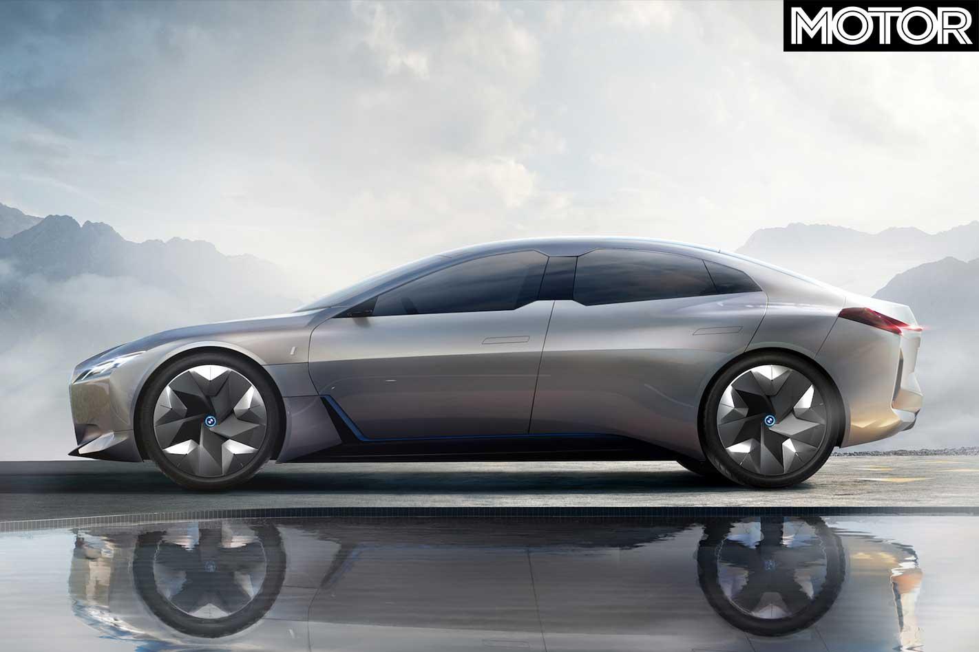 Bmw Shuns All Electric Sports Car