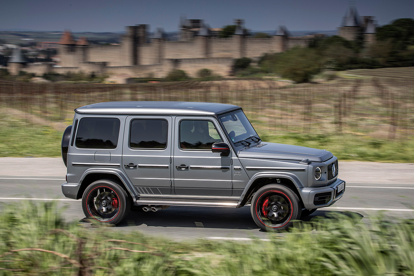 2018 Mercedes Amg G63 Video Review