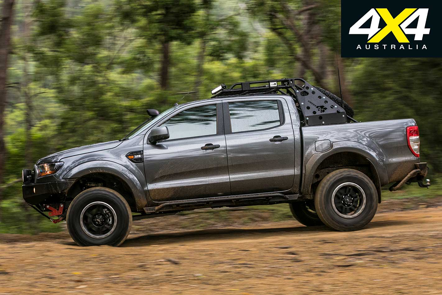 Since 2011 the ranger has become synonymous with the surge in 4x4 ute sales with the result being plenty of off road tourers using them as their preferred