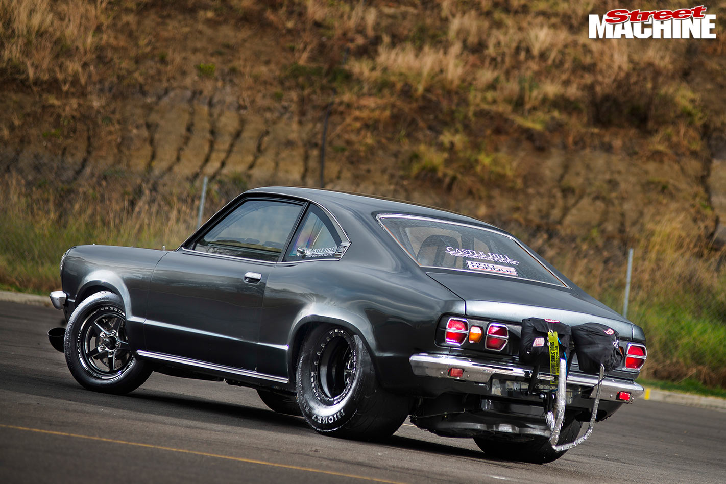 Twin City Mazda >> Turbo 2000 Holden VT Commodore & twin-turbo 1973 Mazda RX3