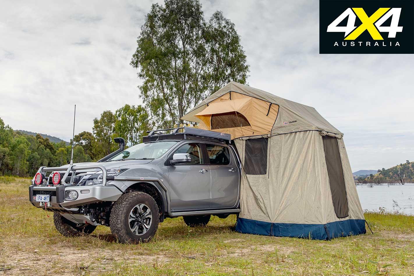 Rooftop Tent Buyers Guide 4x4 Australia
