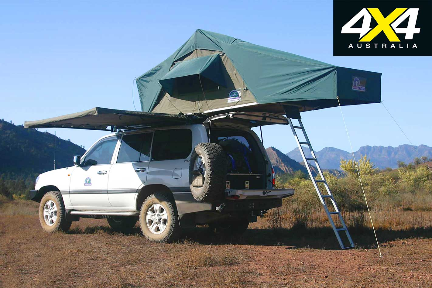 Rooftop Tent Buyers Guide 4x4 Australia