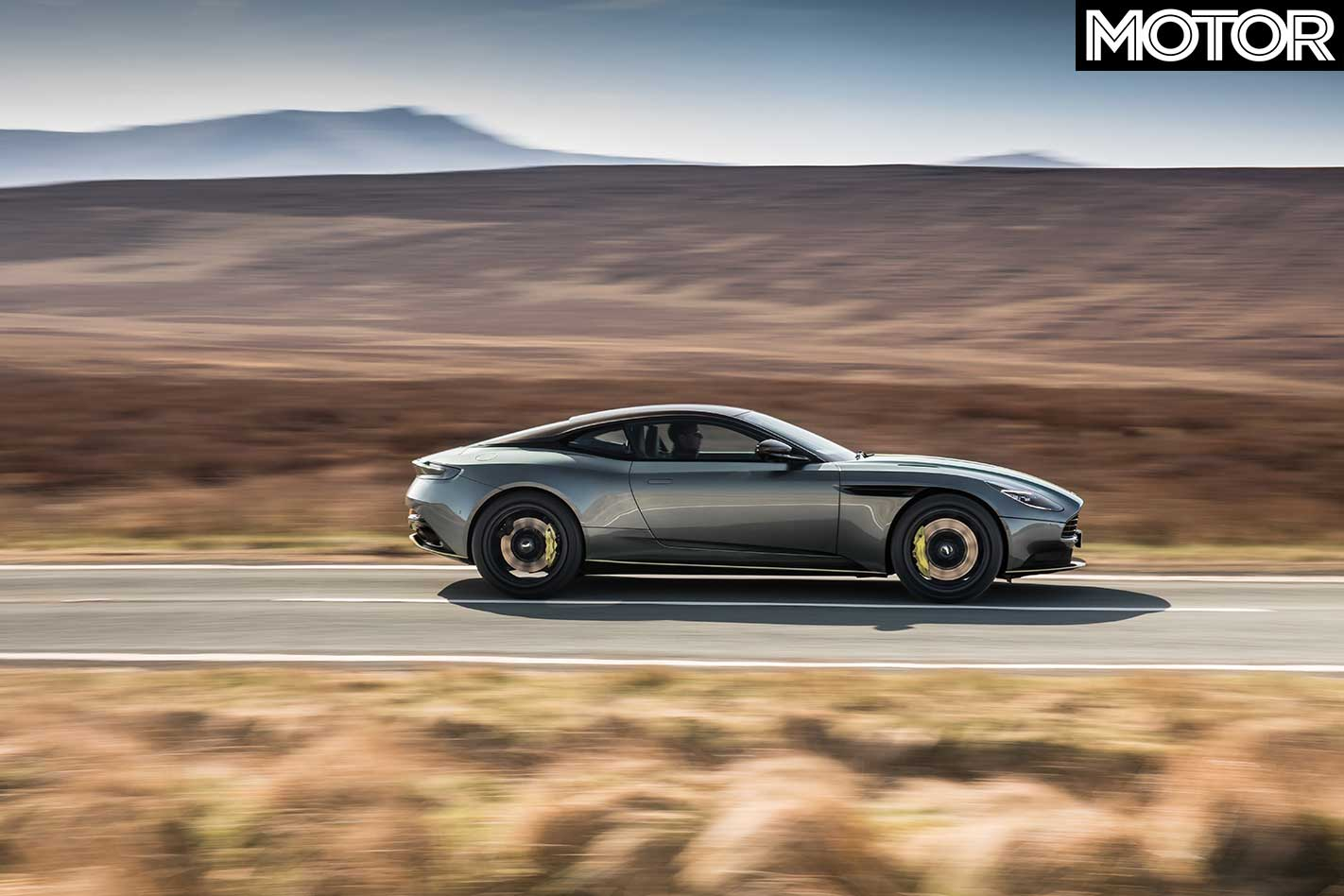 2018 Aston Martin Db11 Amr Performance Review