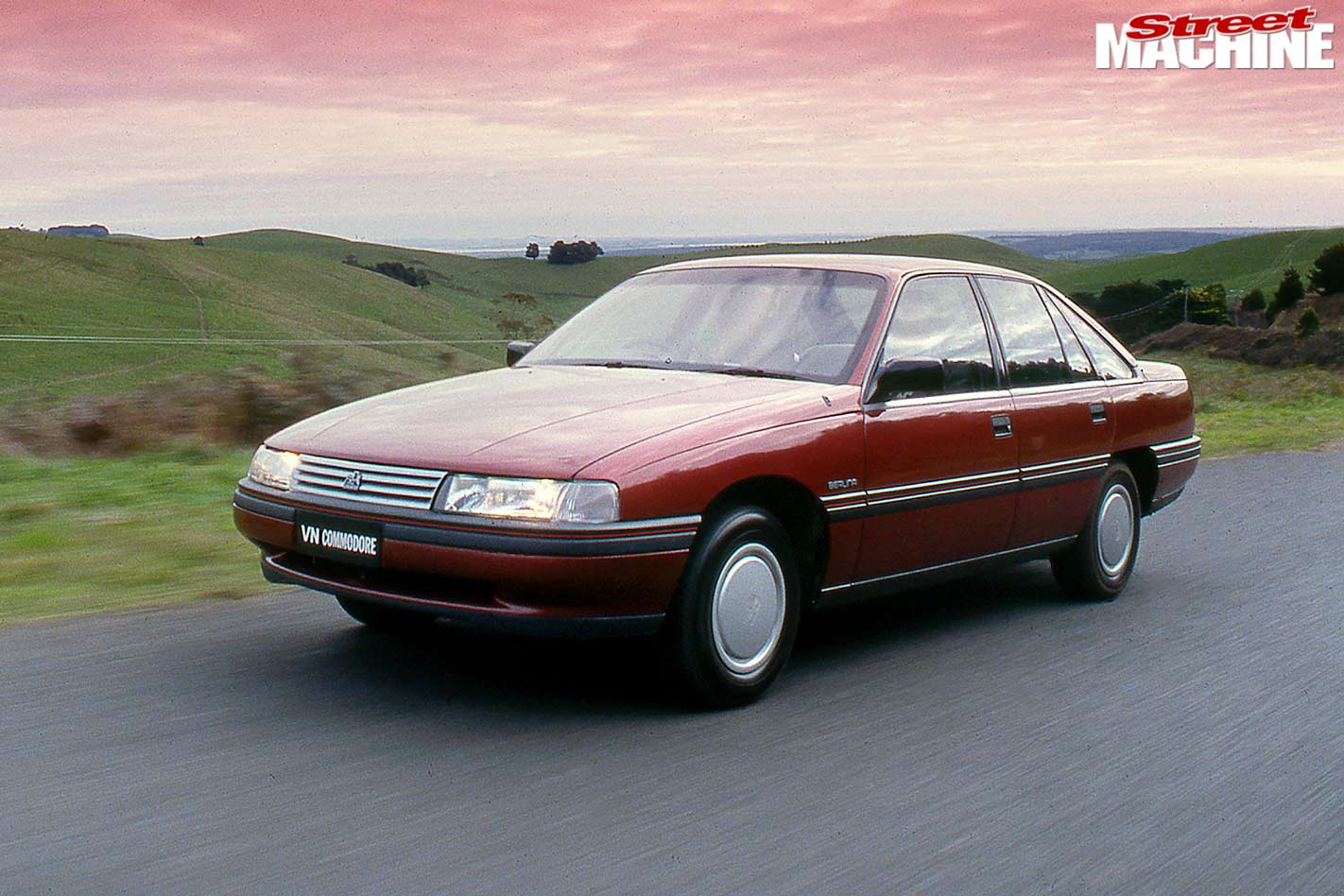 History Of The Holden Commodore Part Two Vn Vp Vr Vs Wiring Diagram