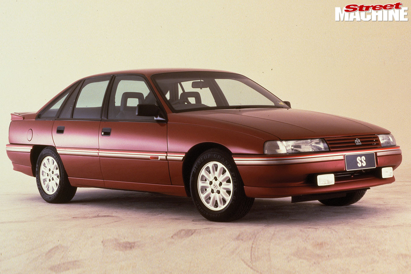 History Of The Holden Commodore Part Two Vn Vp Vr Vs Wiring Diagram Ss