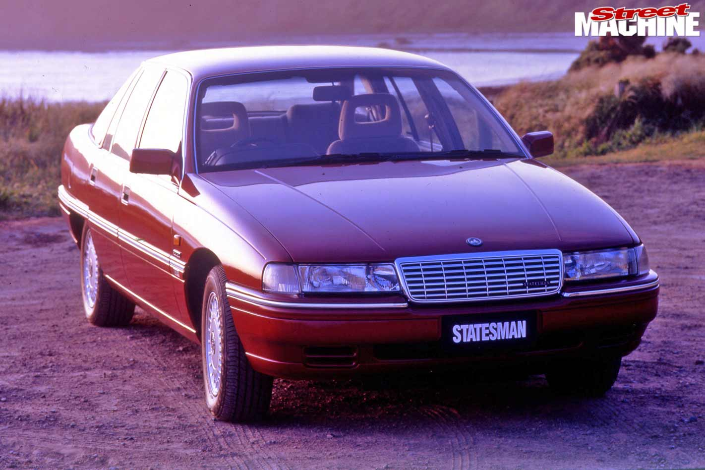 History of the Holden Commodore Part Two: VN, VP, VR, VS