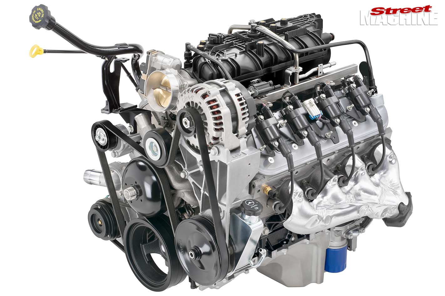 LS engine variants part two - Generation IV