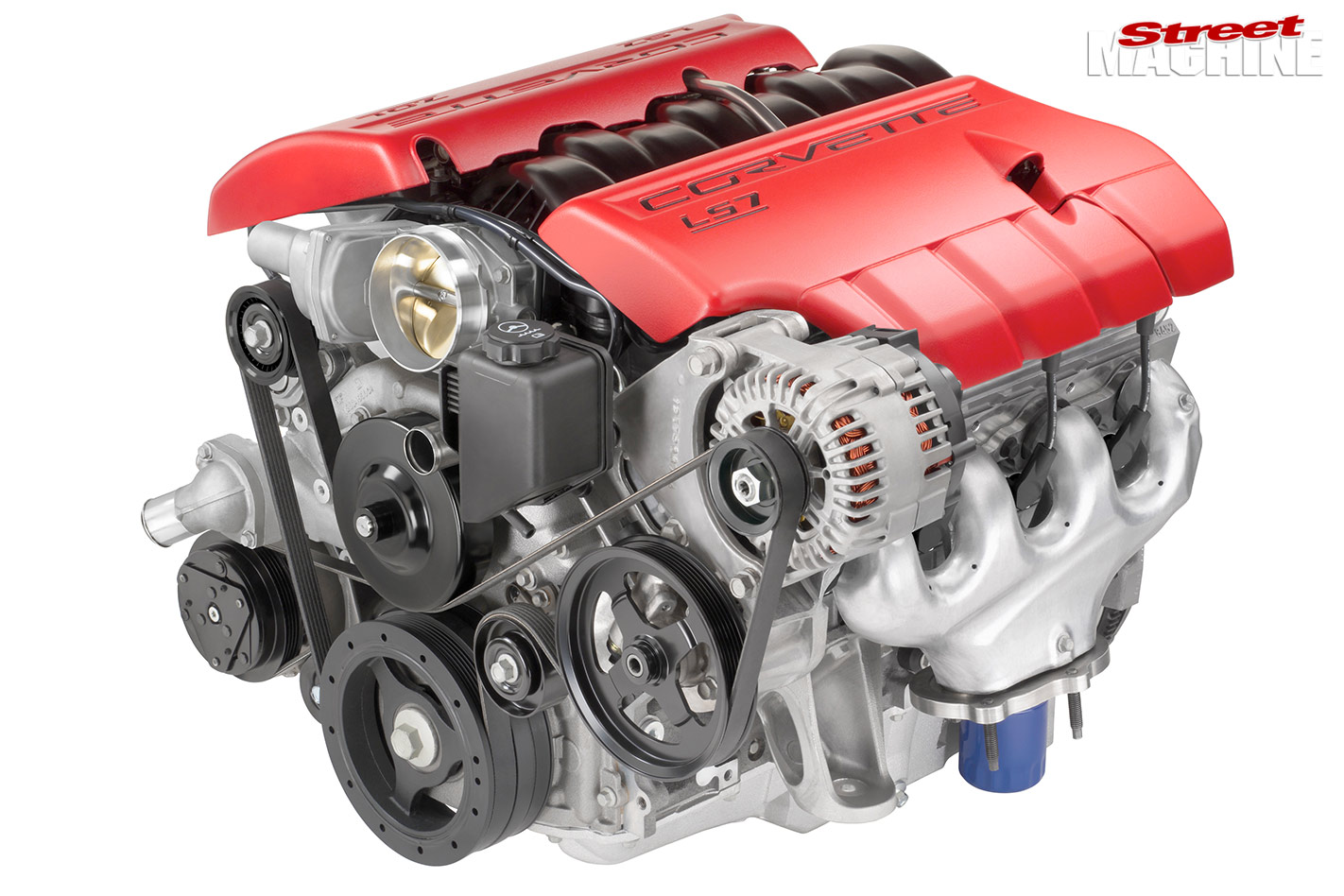 LS engine variants part two - Generation IV