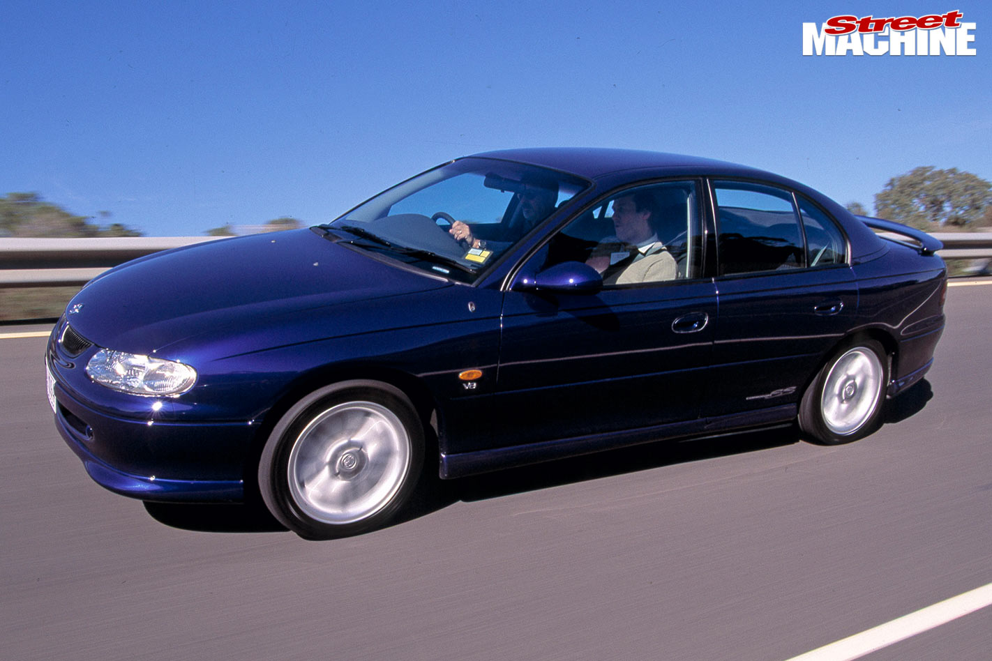 History of the Holden Commodore part three: VT - VZ
