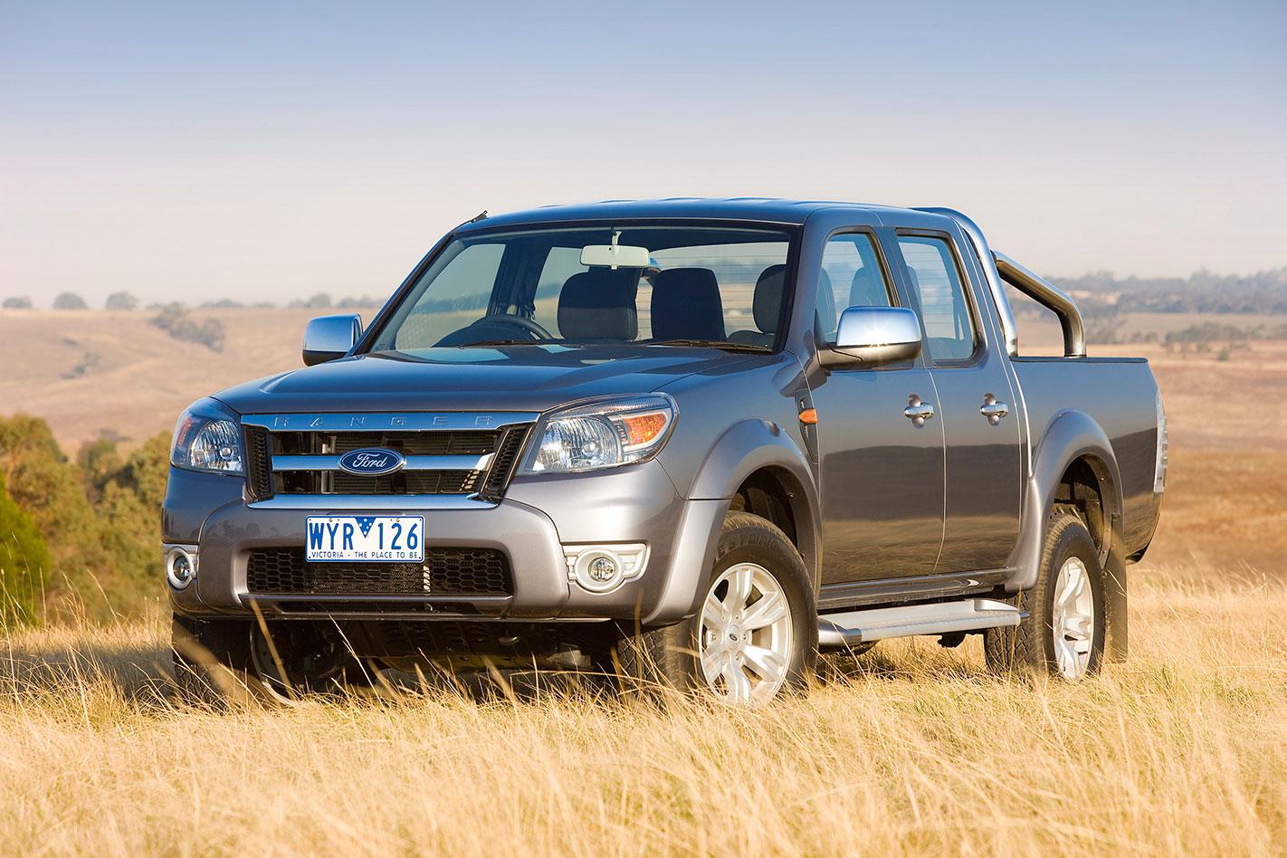 2009 ford pk ranger