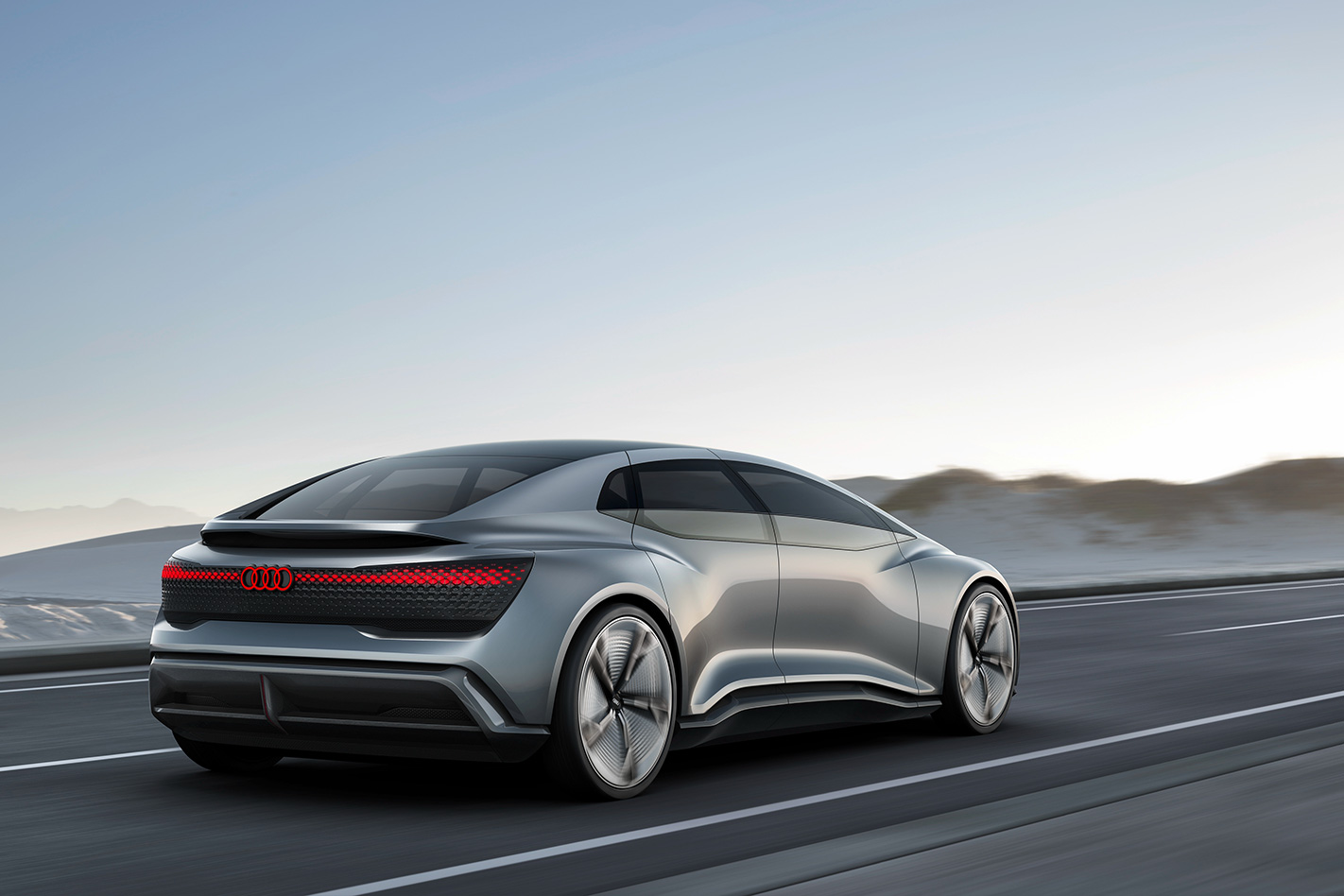 Audi E Tron Gt To Become Flagship Sporty Ev For Audi