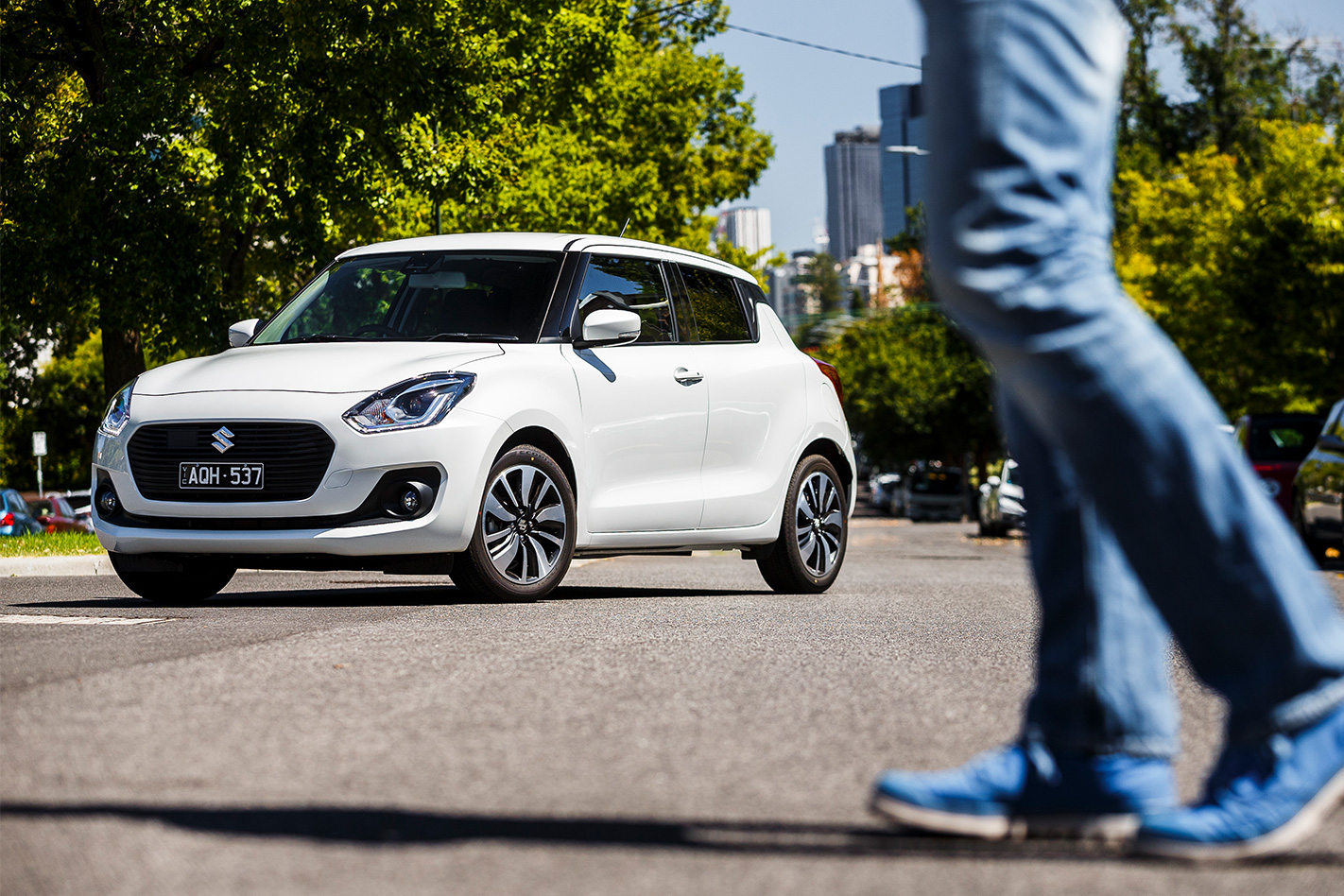 2018 Suzuki Swift GLX Turbo long-term review, part two