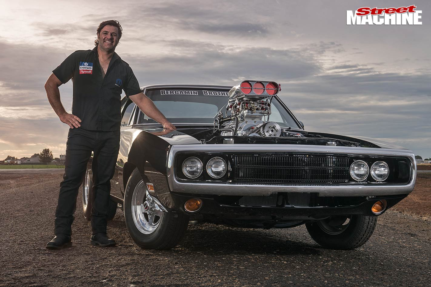 Blown Big Block Fast Amp Furious Dodge Charger Tribute