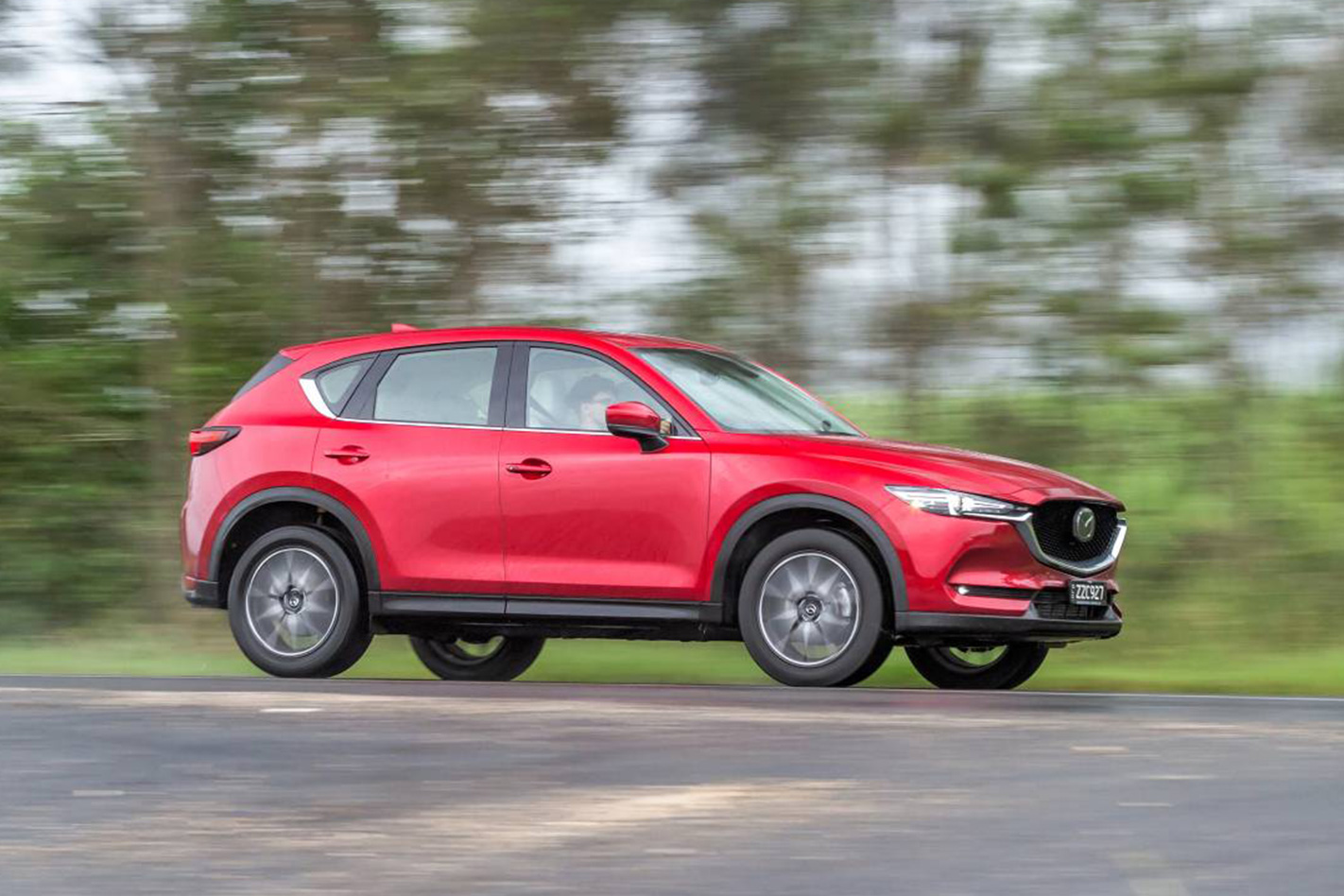 2018 Mazda Cx 5 Akera Diesel Awd Quick Review