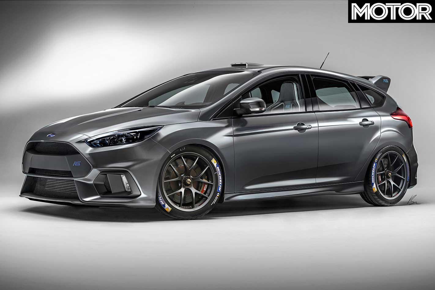 2020 Ford Focus RS preview
