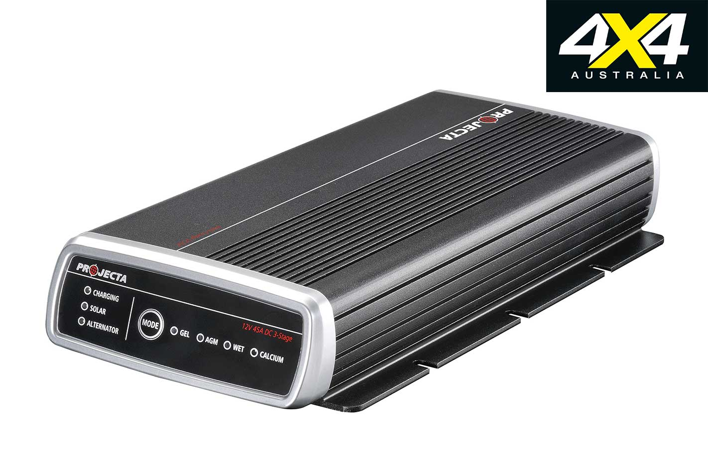 New 4x4 Gear: Piranha dual-battery, Projecta charger, Dr