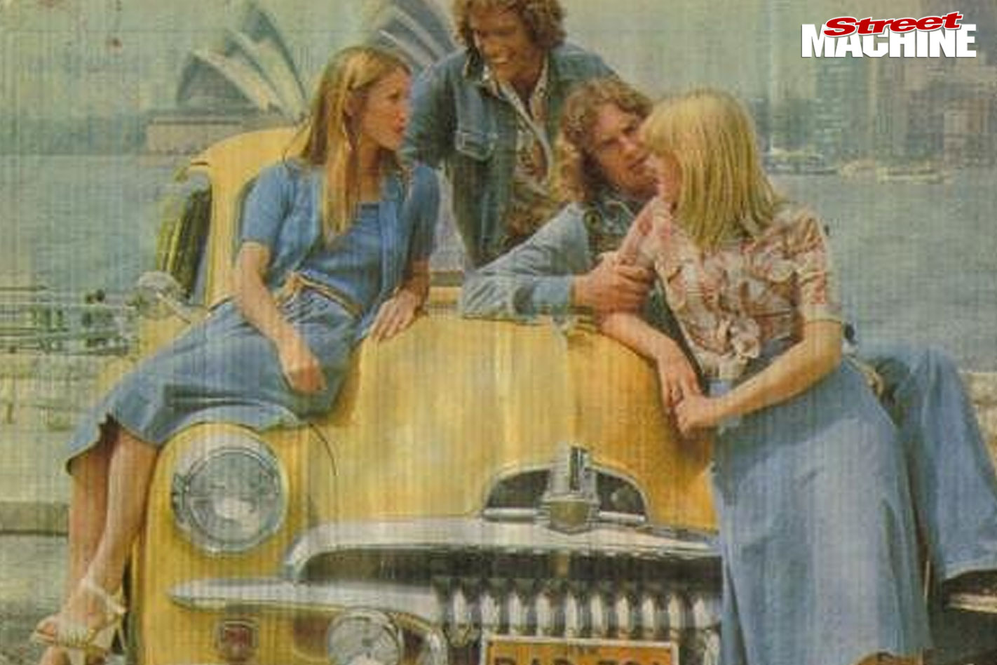 The FJ Holden - Review - Photos - Ozmovies