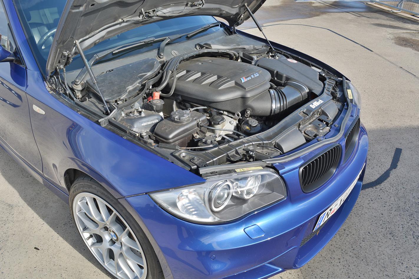 Aussie-engineered V8-powered BMW 1 Series