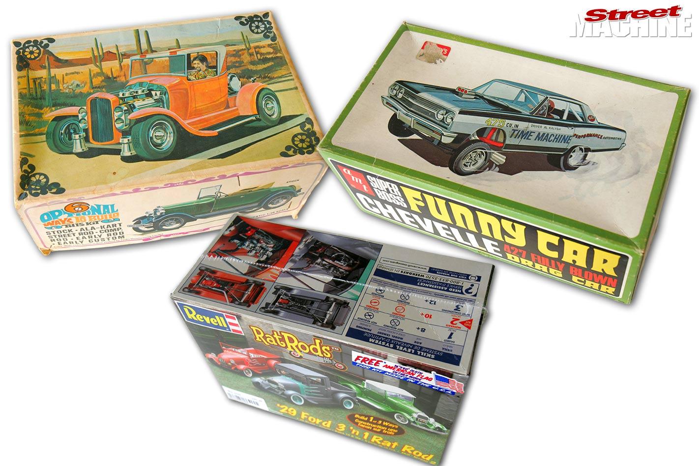 Bruce Swallows Hot Rod And Street Machine 1 25 Scale Models Rat Fuse Box Model Boxes