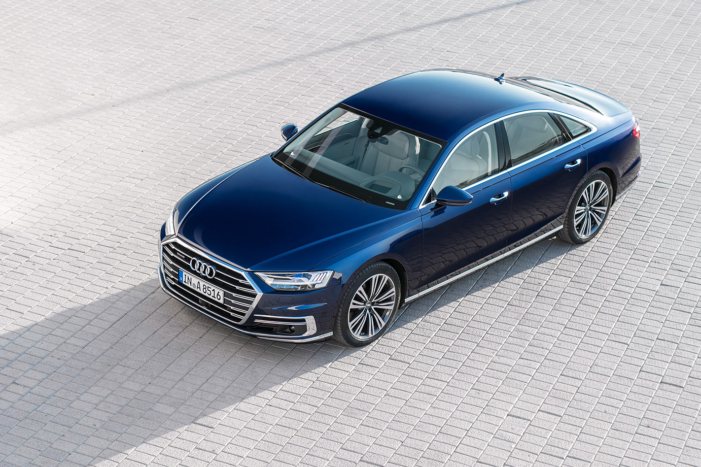 Audi A Pricing And Features - Audi a8 price