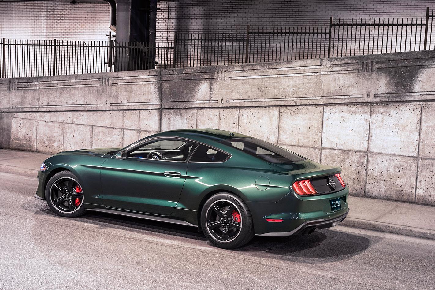 2018 Mustang Bullitt Price