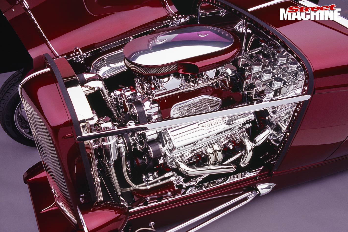 Seduced Roadster Engine