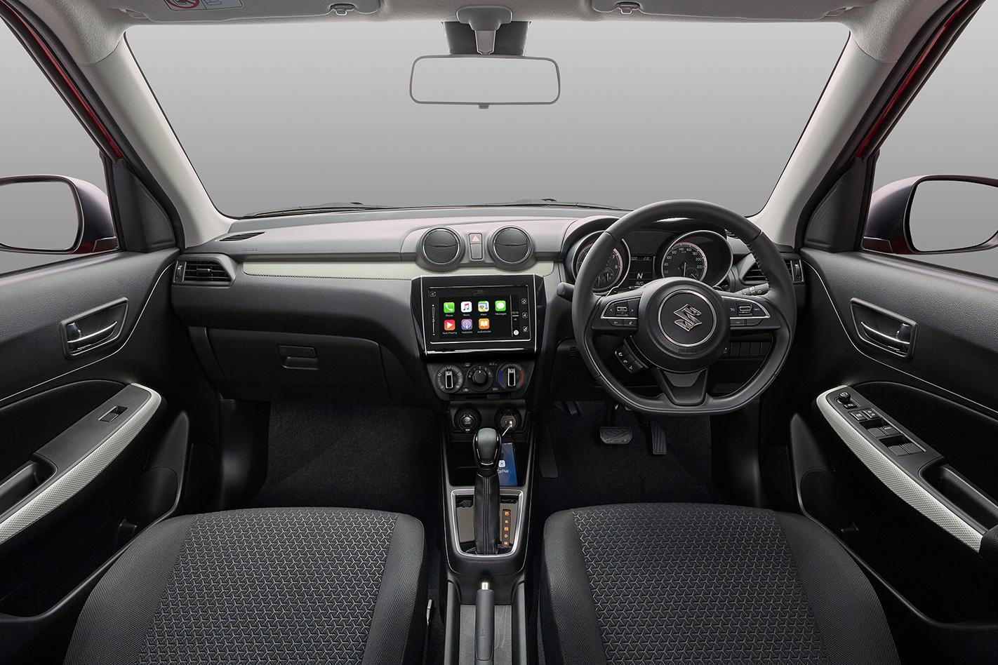 2019 Suzuki Swift GL Navigator manual announced