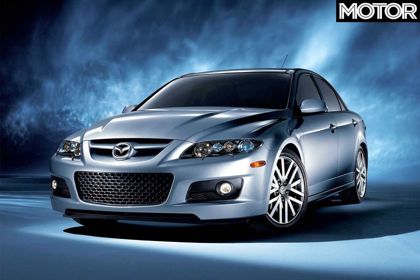 2005 Mazda6 MPS. DRIVE: All Wheel