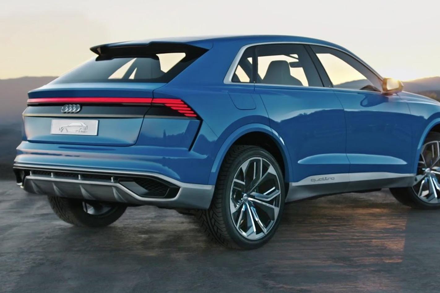2020 Audi Q8: News, SQ8, RS Q8, Price >> 2019 Audi Rs Q8 Breaks Company Power Ceiling Report