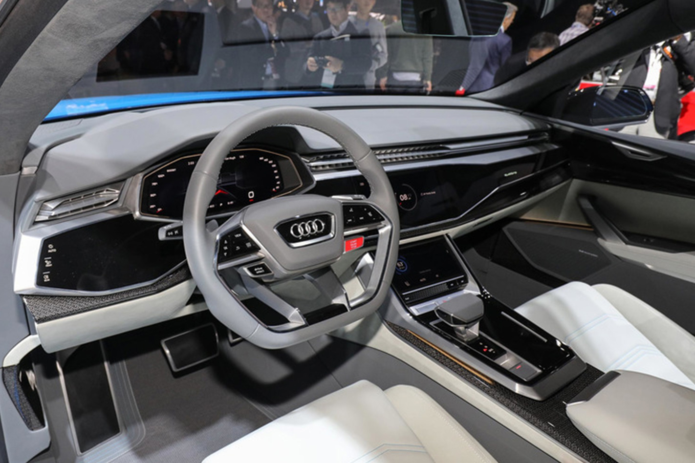 2019 Audi Rs Q8 Breaks Company Power Ceiling Report