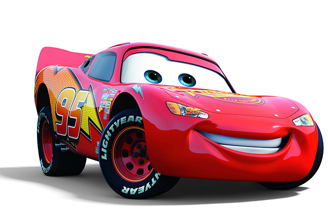 12 Cartoon Cars