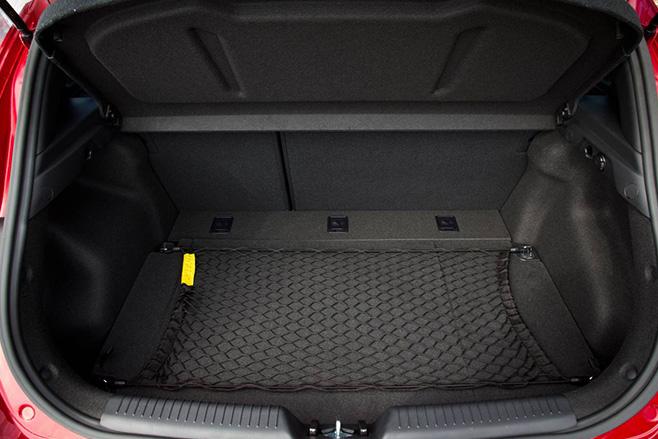 Ford Focus Estate Boot Length