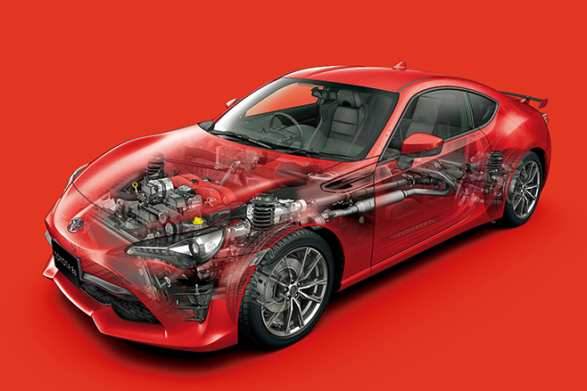 2017 Toyota 86 Brings Revised Styling And Handling