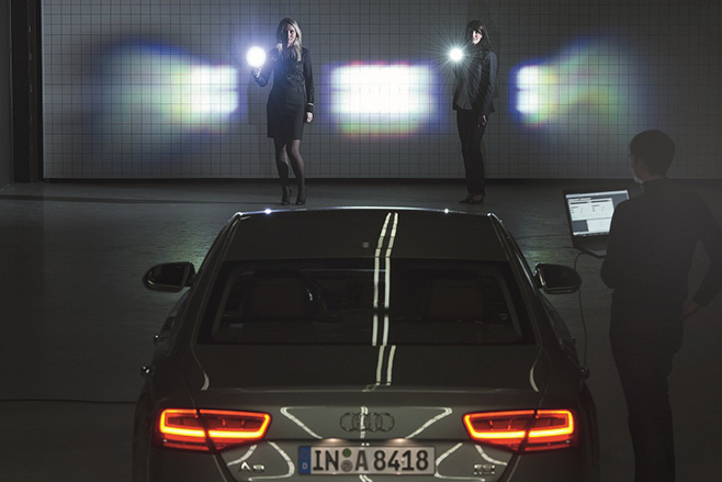 Audi Matrix LED headlight technology: does it work?