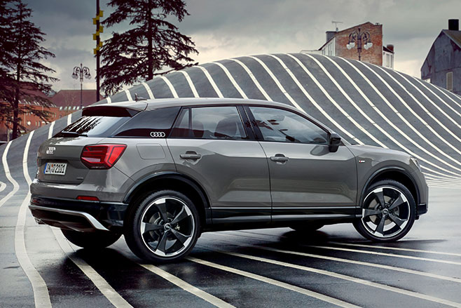 2017 Audi Q2 How Different Is It To The Q3